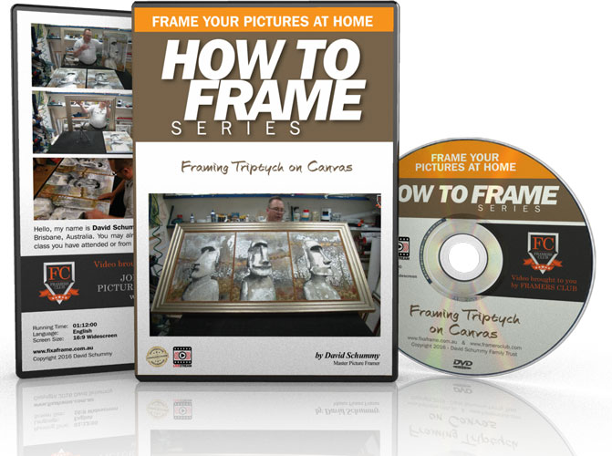 Compound Mitering Picture Frames